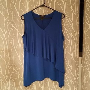 Susan Lawrence V Neck Dress Tank